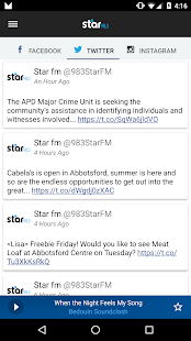 STAR 98.3- screenshot thumbnail