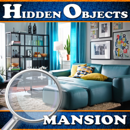 Hidden Objects Mansion (game)