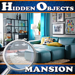Hidden Objects Mansion Icon