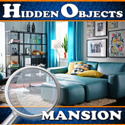 benda tersembunyi mansion