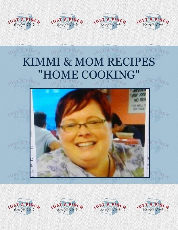 "KIMMI & MOM RECIPES ""HOME COOKING"""