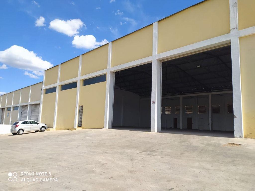 Galpão para alugar, 650 m² por R$ 9.750/mês - Penha - Bragança Paulista/SP