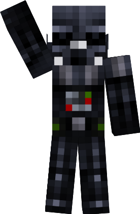 Darth Vader Nova Skin
