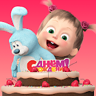 Masha and the Bear Child Games: Cooking Adventure icon