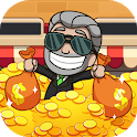 Idle Factory Tycoon: Cash Manager Empire Simulator icon