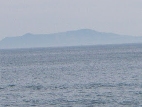 Photo: View of Channel Islands from our beach.
