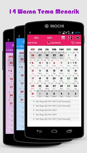 Kalendar Malaysia 2015-2016