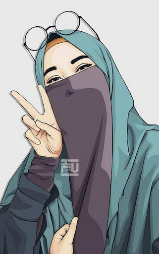 Download Muslimah Cartoon Wallpaper 4k Free For Android Muslimah