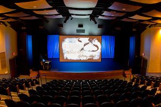 Photo: Warren Miller Performing Arts Center - a gorgeous venue