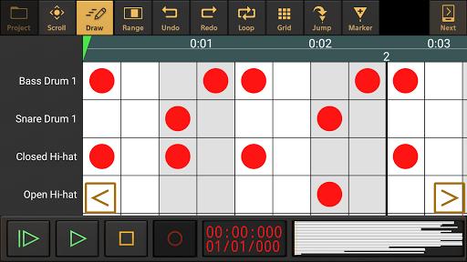 Download Audio Evolution Mobile Studio MOD APK 7