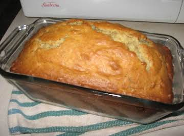 BANANA BREAD RECIPE-THE BEST ONE