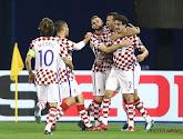 Kalinic (Gent), Mitrovic (Club Brugge) en Cop (Standard) halen ruime WK-selectie van Kroatië