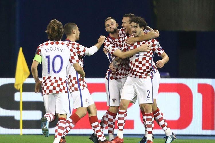 Kroatische bondscoach neemt drie spelers uit Jupiler Pro League op in ruime WK-selectie