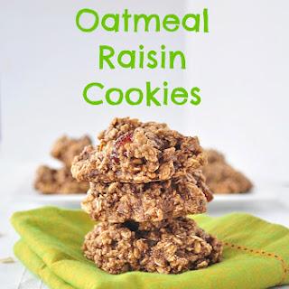Gluten Free Sugar Free Oatmeal Cookies Recipes.