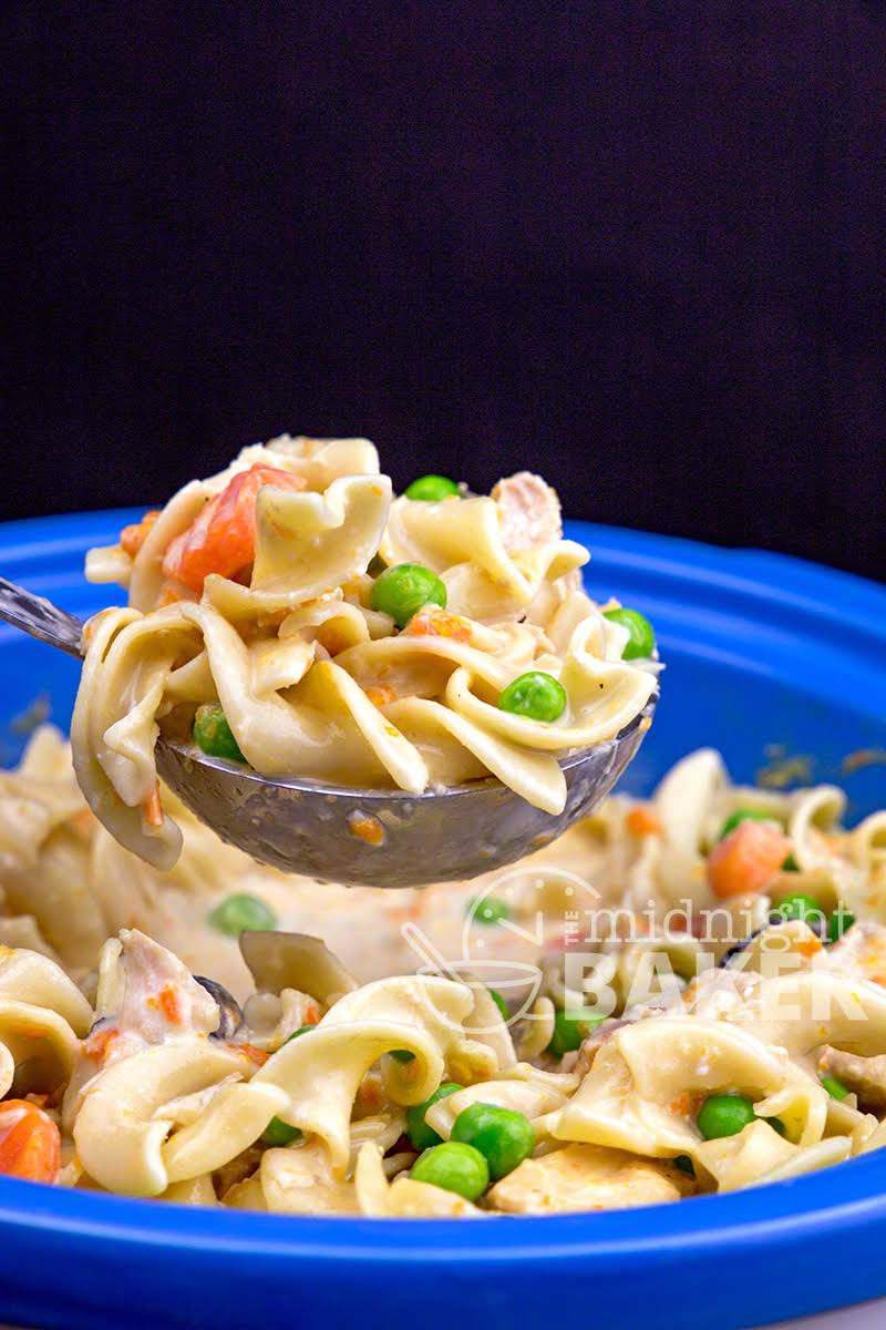 10 Best Crock Pot Creamy Chicken And Noodles Recipes