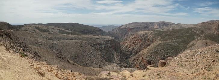 Karge Hochebene nördlich des Swartberg Passes