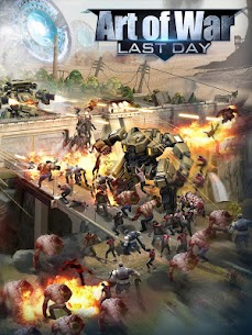 Art of War : Last Day 1.34.1 Android Mod APK 2