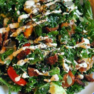 Vegan Kale Salad Recipes