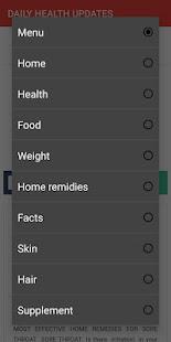 FITNESS FREAK : DAILY HEALTH UPDATES for PC-Windows 7,8,10 and Mac apk screenshot 5