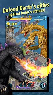 Godzilla Defense Force v 2 0 3 apk + hack mod (gold coins