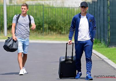 """Thorgan Hazard: """"Ik wil Eden voor de beste club ter wereld zien spelen"""""""