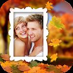 Autumn Photo Frames Icon