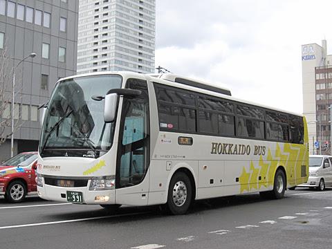北海道バス「帯広特急ニュースター号」 ・991