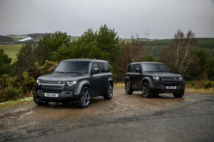 2021 Land Rover Defender gets supercharged V8 power