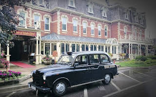 TX4 London taxi Rent Finland