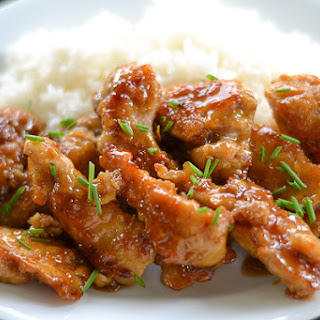 Baked General Tso Chicken