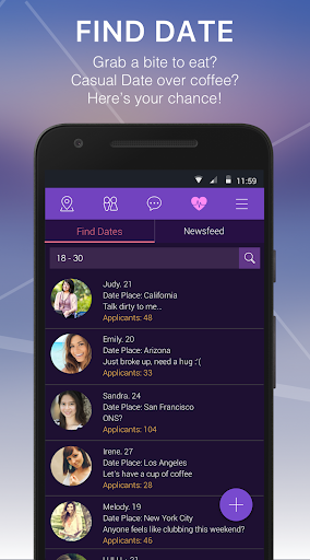 JustDating 3.0.8 screenshots 4