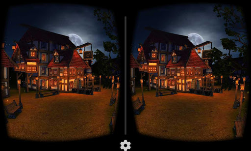 Village for Google Cardboard screenshot