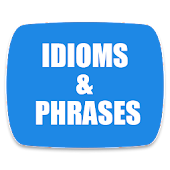 Best English Idioms & Phrases (Offline)