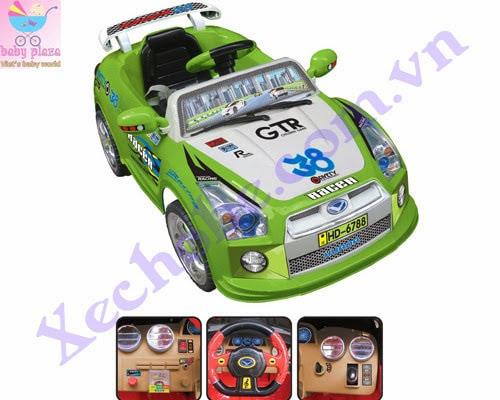 Xe hơi điện cho bé XH 6788 2
