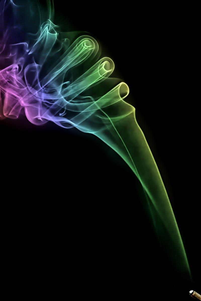 Solo fumo...fascino ed eleganza del nulla di franca111