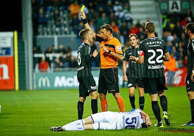 Nils Schouterden était mécontent de l'attitude d'Alexis Saelemaekers
