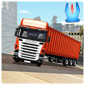Cargo-Trailer-Transport-LKW