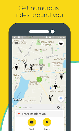 Rapido - Best Bike Taxi App screenshot 1