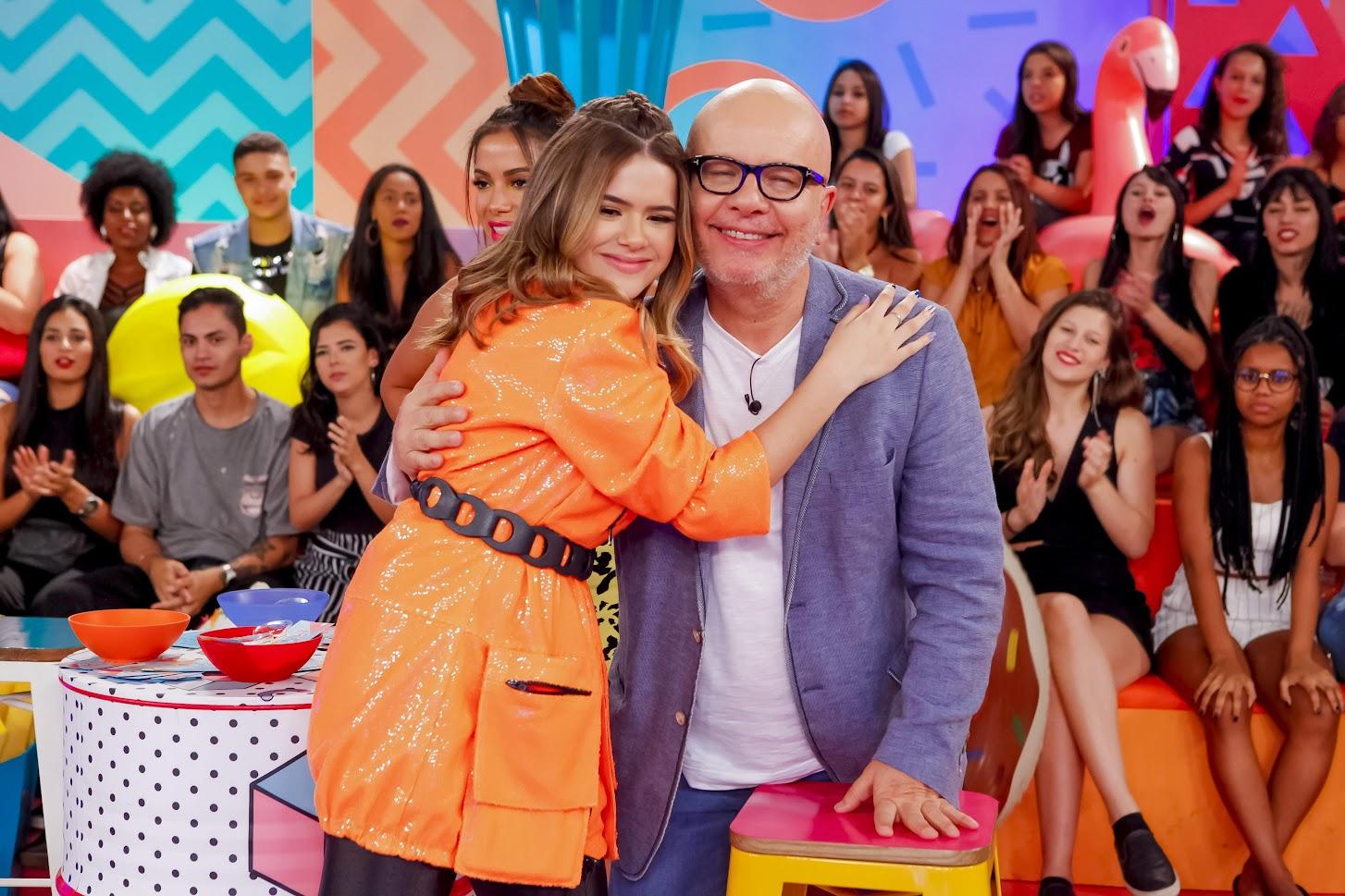 Maisa e Marcelo Tas