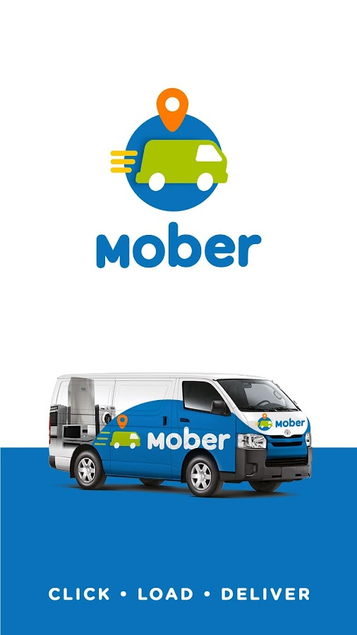 Mober Delivery Service- screenshot