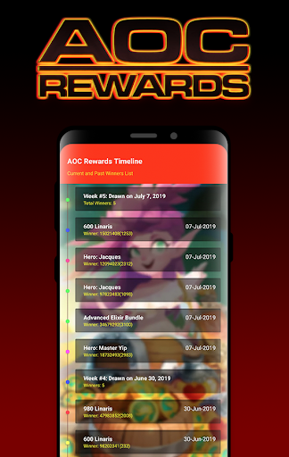 AOC Rewards Lite hack tool
