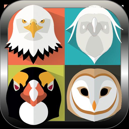 動物のマッチアップ:鳥