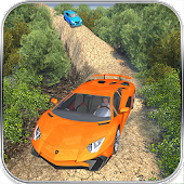 Mountain Car Driving Simulator 3D: 4wheel & Hills