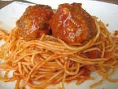 Marinara w/2 Meatballs