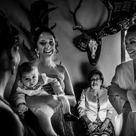 Fotógrafo de bodas Sergio Mayte (Eraseunavez). Foto del 01.03.2018