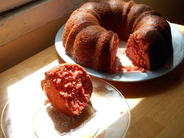 Easy Cherry Bundt Cake Recipe