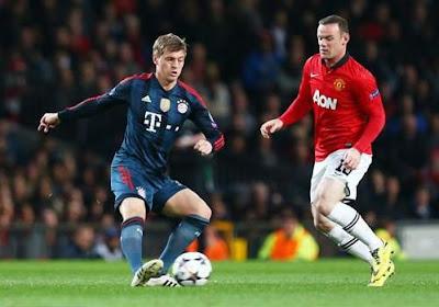 Man U sans Rooney