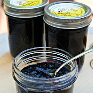 Small-Batch Black Raspberry Jam
