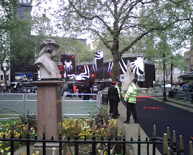 Photo: Leicester Square, London.