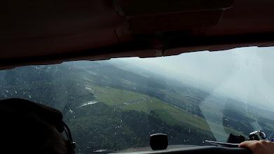 Photo: Coburg příprava na nízký průlet